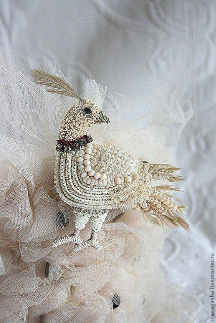 прямые руки Irena Gasha  крафт птицы