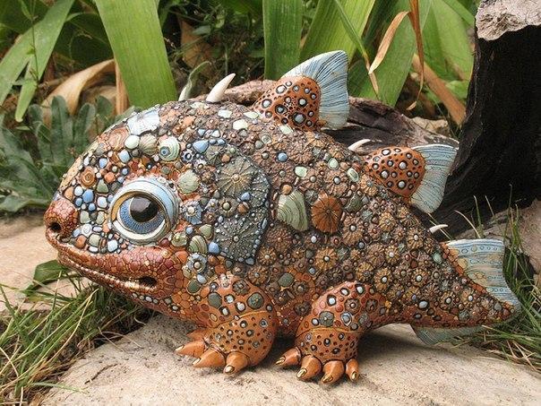 Живность  прямые руки Милота керамика