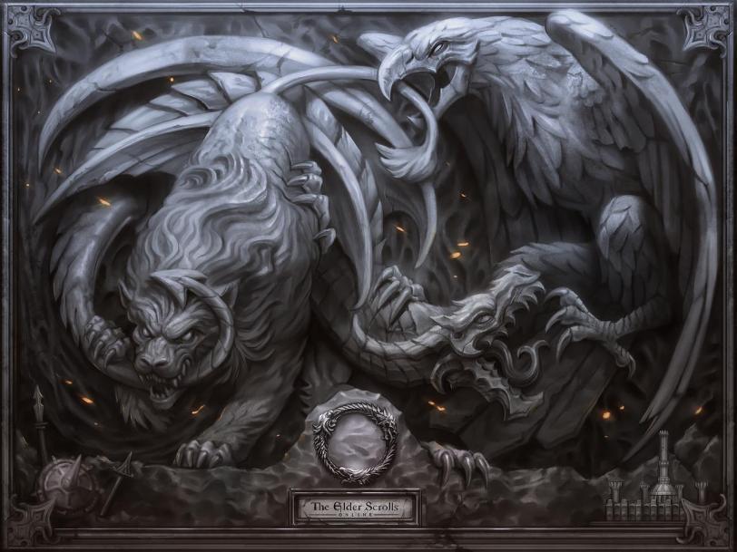 Красивые картинки Арт TES The Elder Scrolls