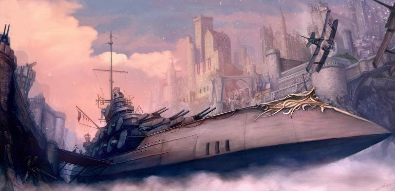 Красивые картинки Арт Sci-fi