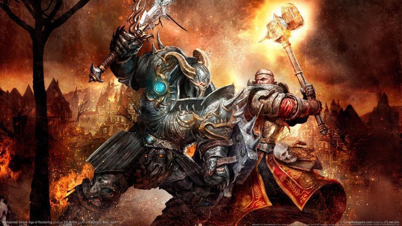 Арт Хаос Warhammer FB Империя