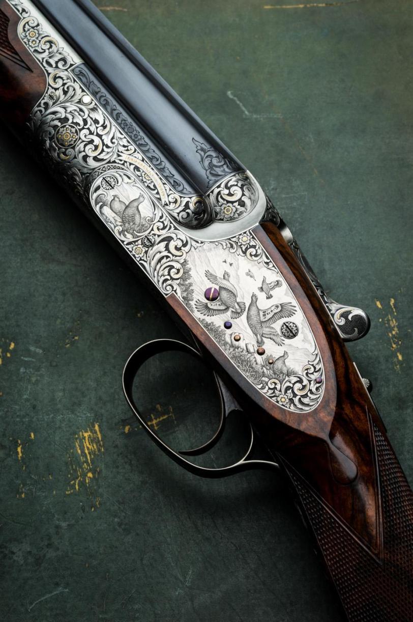 Оружие Огнестрельное оружие NFM