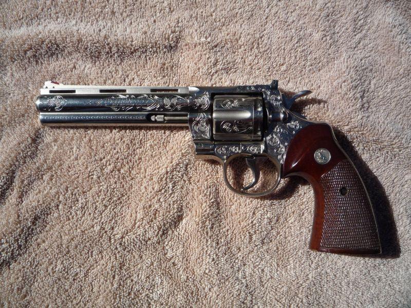 Оружие Colt Револьвер Огнестрельное оружие
