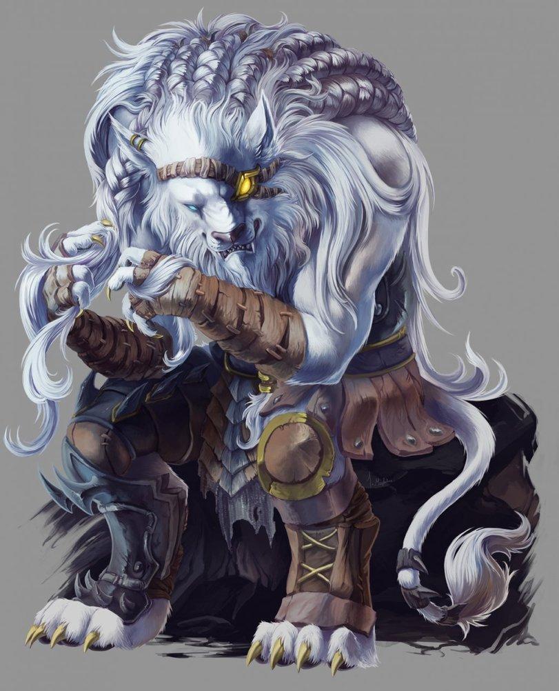 Красивые картинки Арт League of legends Rengar