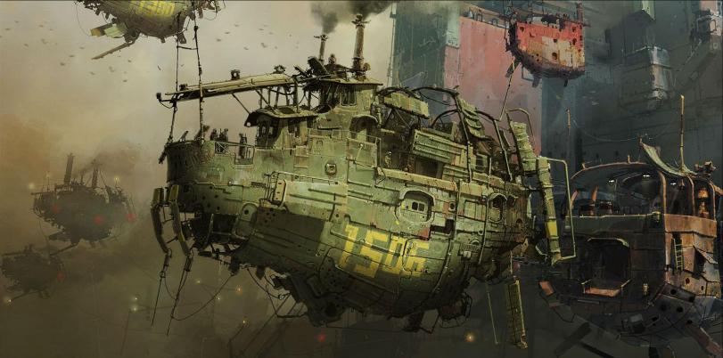 Красивые картинки Арт Стимпанк