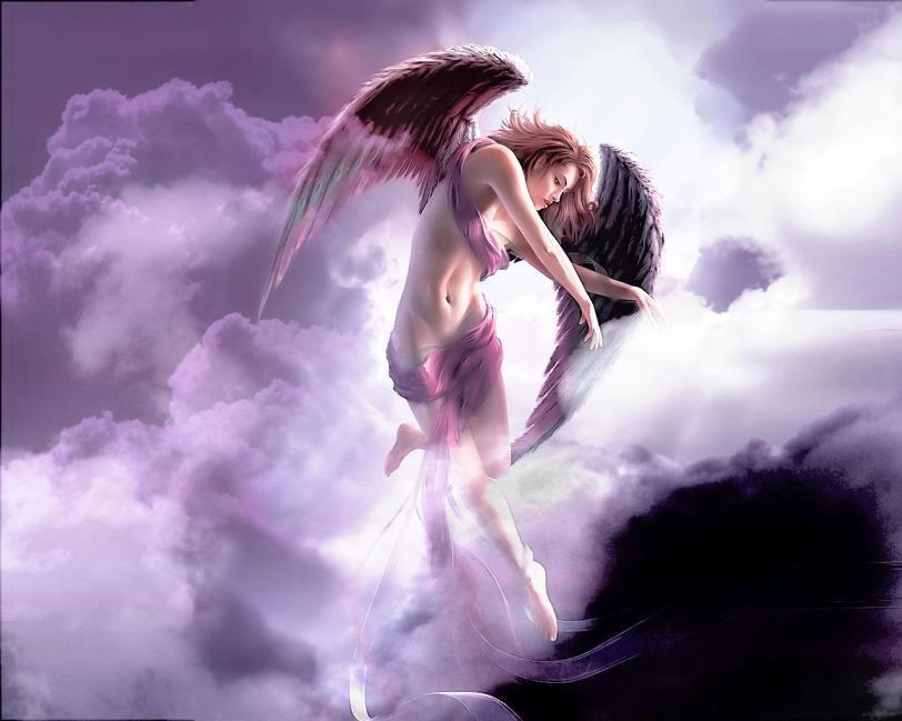 Красивые картинки Арт Обои Девушка Фэнтези