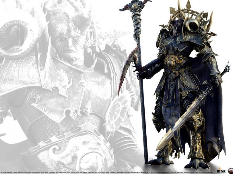 Арт Warhammer Online Dark Elf