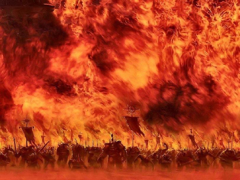 Красивые картинки Арт Warhammer 40K
