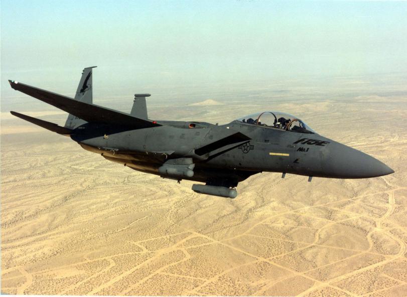 Красивые картинки Фото Техника F-15