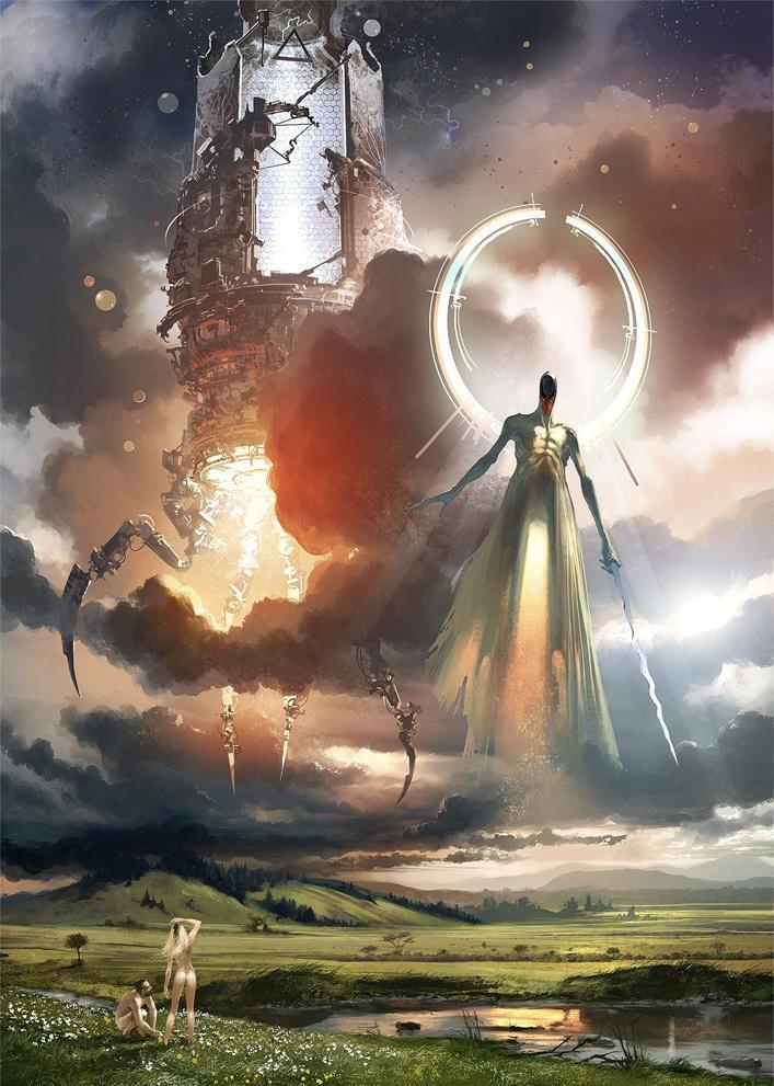 Красивые картинки Арт ангел