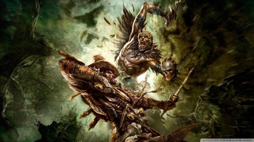 Красивые картинки Арт пираты Warhammer Online