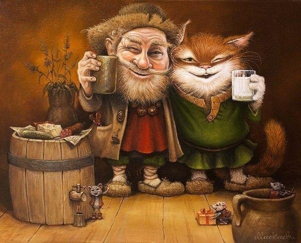 Красивые картинки Арт Котэ кот Милота