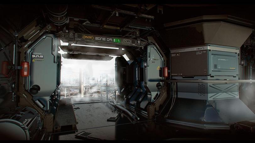 Красивые картинки Арт Sci-fi Cyberpunk Киберпанк
