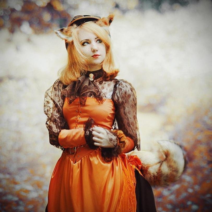Красивые картинки Фото косплей Лиса Алиса Буратино