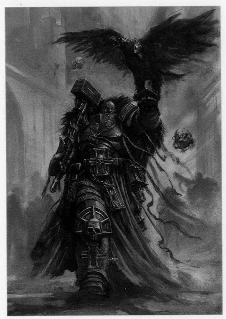 Арт Warhammer 40K Инквизиция inquisition Торквемада Котез