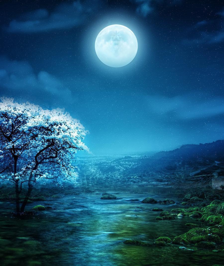 красивые картинки на ночь