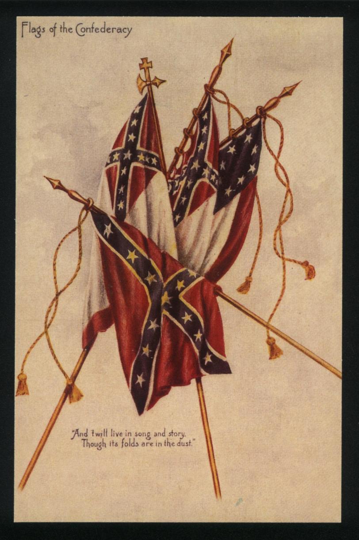 Красивые картинки Арт флаги Конфедерация South gonna rise again