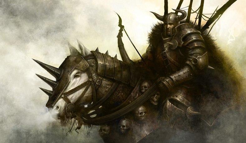 Красивые картинки Арт Warhammer Fantasy