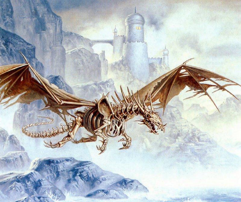 Красивые картинки Арт Фэнтези Forgotten Realms Clyde Caldwell