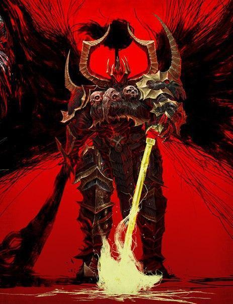Арт Warhammer Fantasy