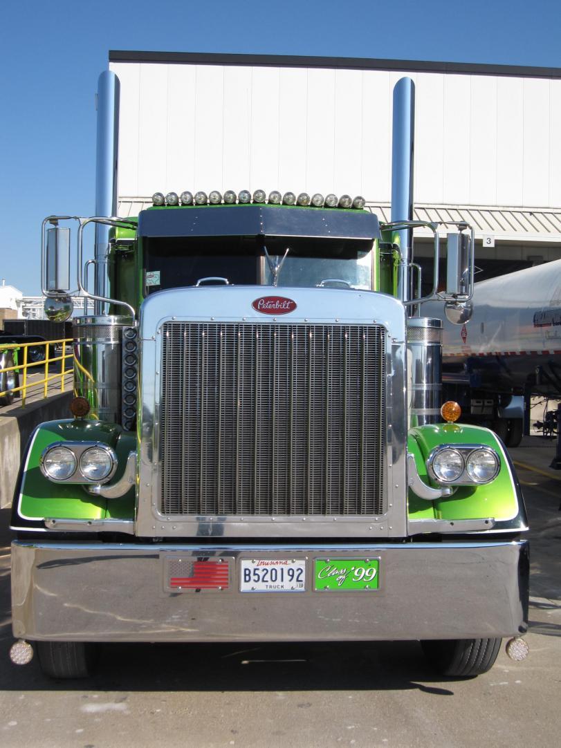 Красивые картинки длиннопост Фото грузовик Peterbilt