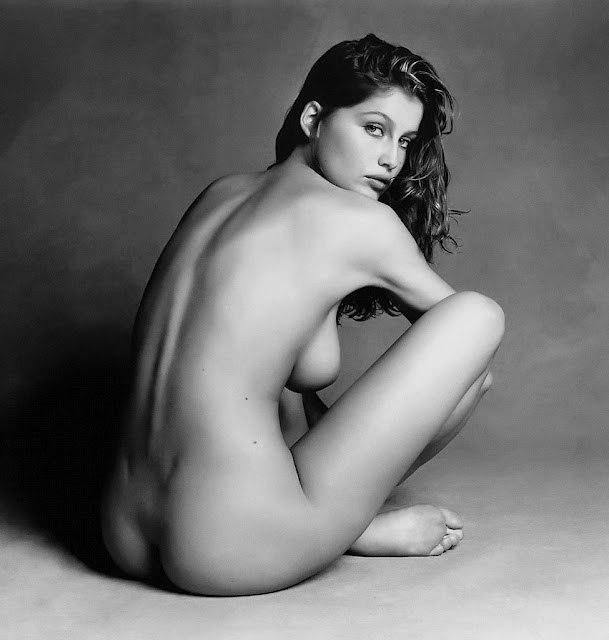 Красивые картинки Эротика NSFW Девушка черно-белое