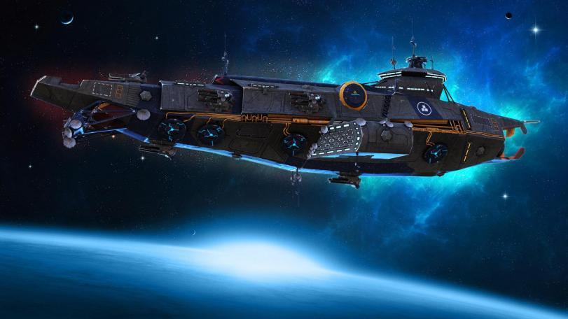 Красивые картинки Арт Sci-fi Космос