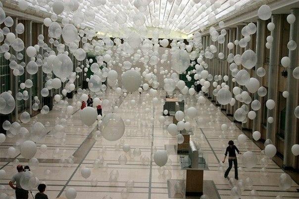 Искусство Воздушный шар