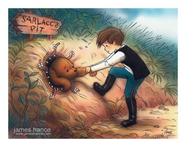 Красивые картинки Арт ЗВ Винни Пух Кристофер Робин