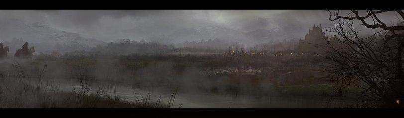 Пейзаж Мрачные картинки