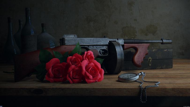 Арт Красивые картинки 3Dграфика рендер
