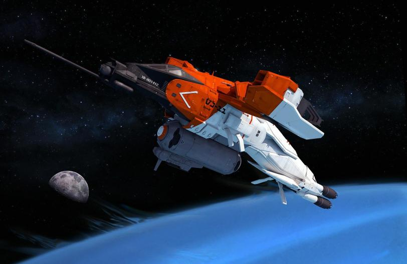 Isaac Hannaford Арт Scifi Красивые картинки Космос