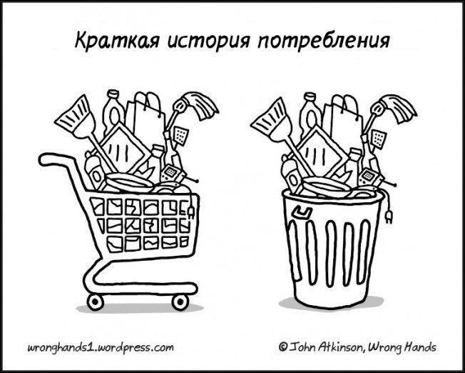 Комикс на злобу дня Прикольные картинки