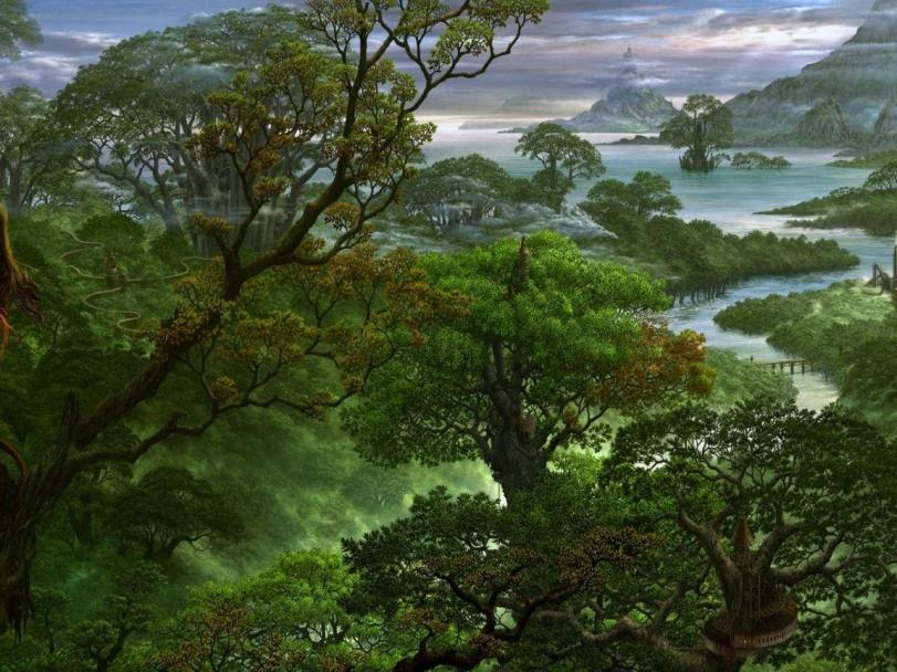 Арт Красивые картинки Природа кликабельно