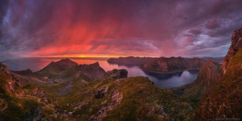Фото Красивые картинки Природа Норвегия National Geographic кликабельно песочница