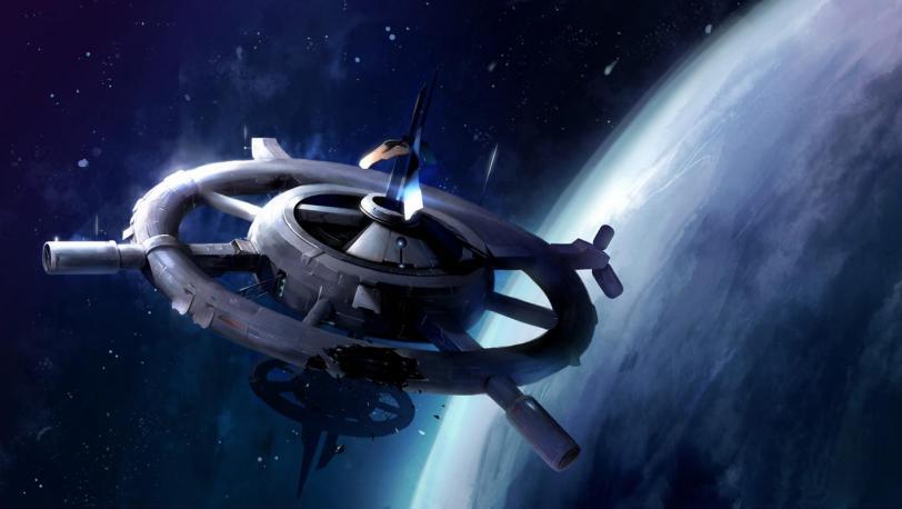 Арт Красивые картинки Scifi Космос песочница