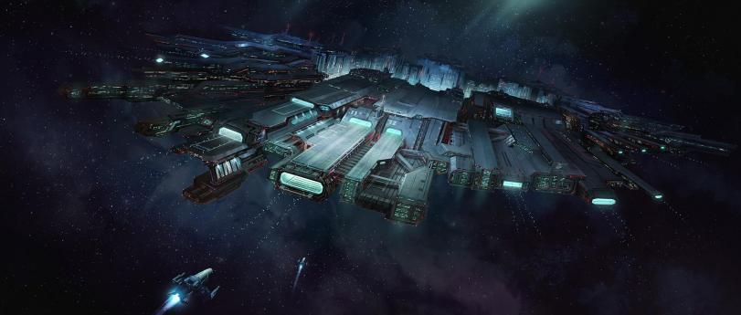 Красивые картинки Арт Sci-fi Космос кликабельно