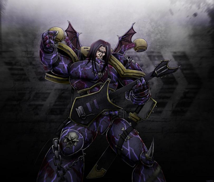Warhammer арт неканон