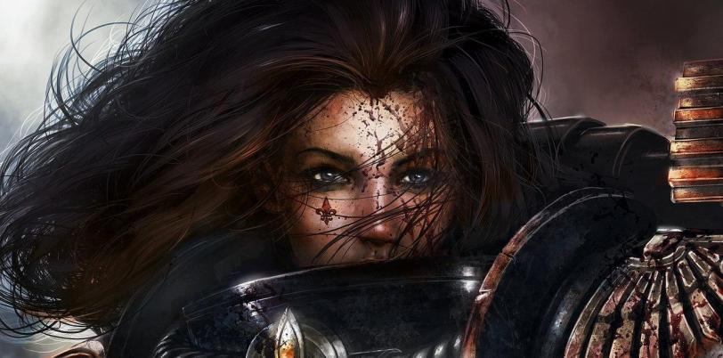 Сёстры битвы арт Девушка красивые глаза Красивые картинки