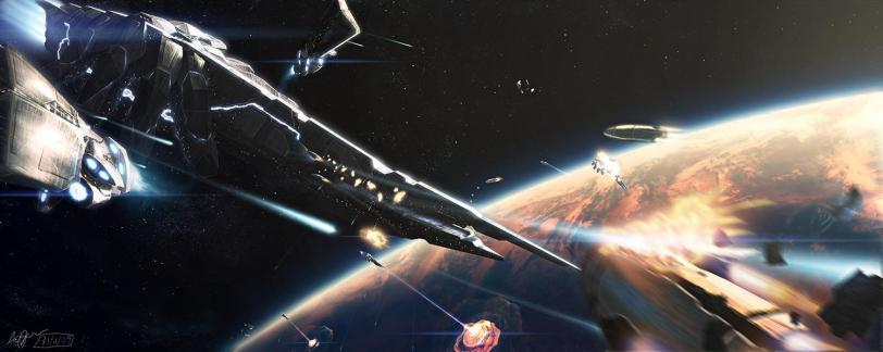 Арт Красивые картинки Scifi Космос