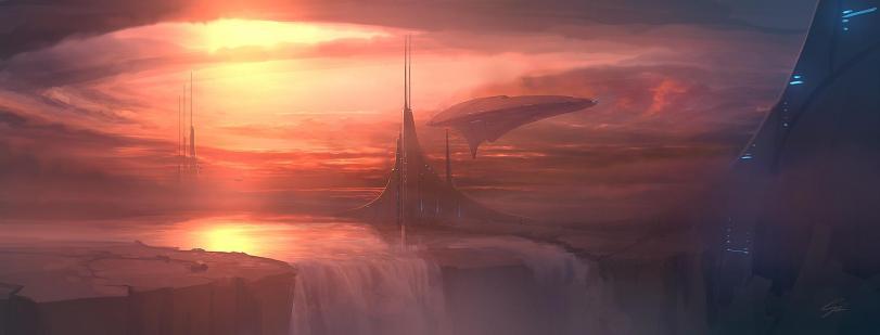 Арт Красивые картинки Scifi
