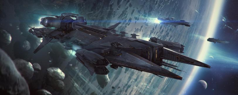Арт Красивые картинки Scifi hires Космос кликабельно