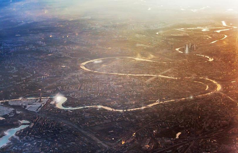 Арт Красивые картинки Город Москва