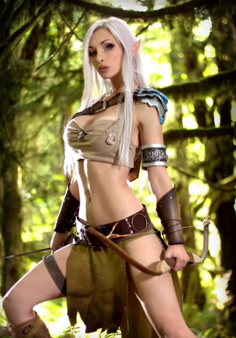 Captured elf girl sex pictures