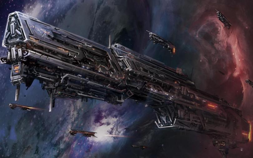 Арт Красивые картинки Космос Scifi
