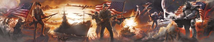 Арт Красивые картинки Fallout hires кликабельно