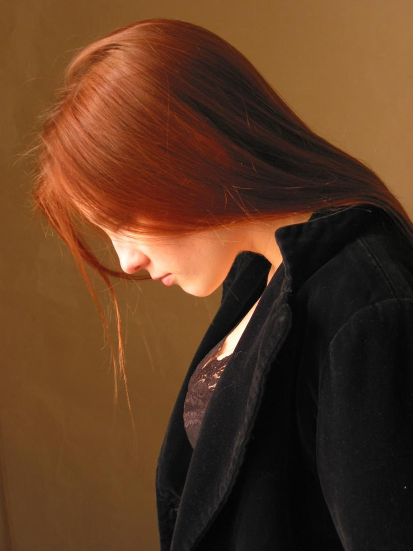 Фото Красивые картинки Девушка рыжая